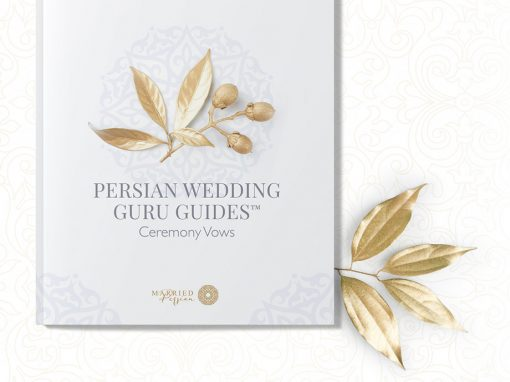 Married Persian – Booklet