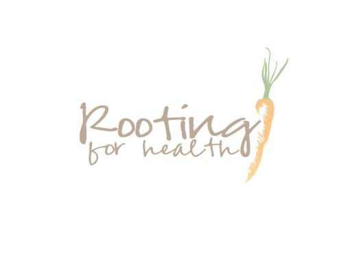 Branding Logos – Rooting for Health
