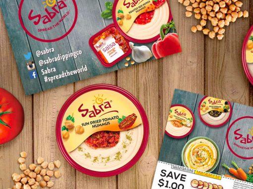 Sabra – Recipe Cards