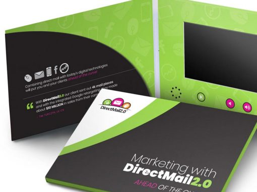 DirectMail2.0 – Video Brochure