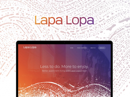 Lapa Lopa Website